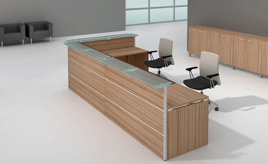 Reception per ufficio milano for Mobili da reception