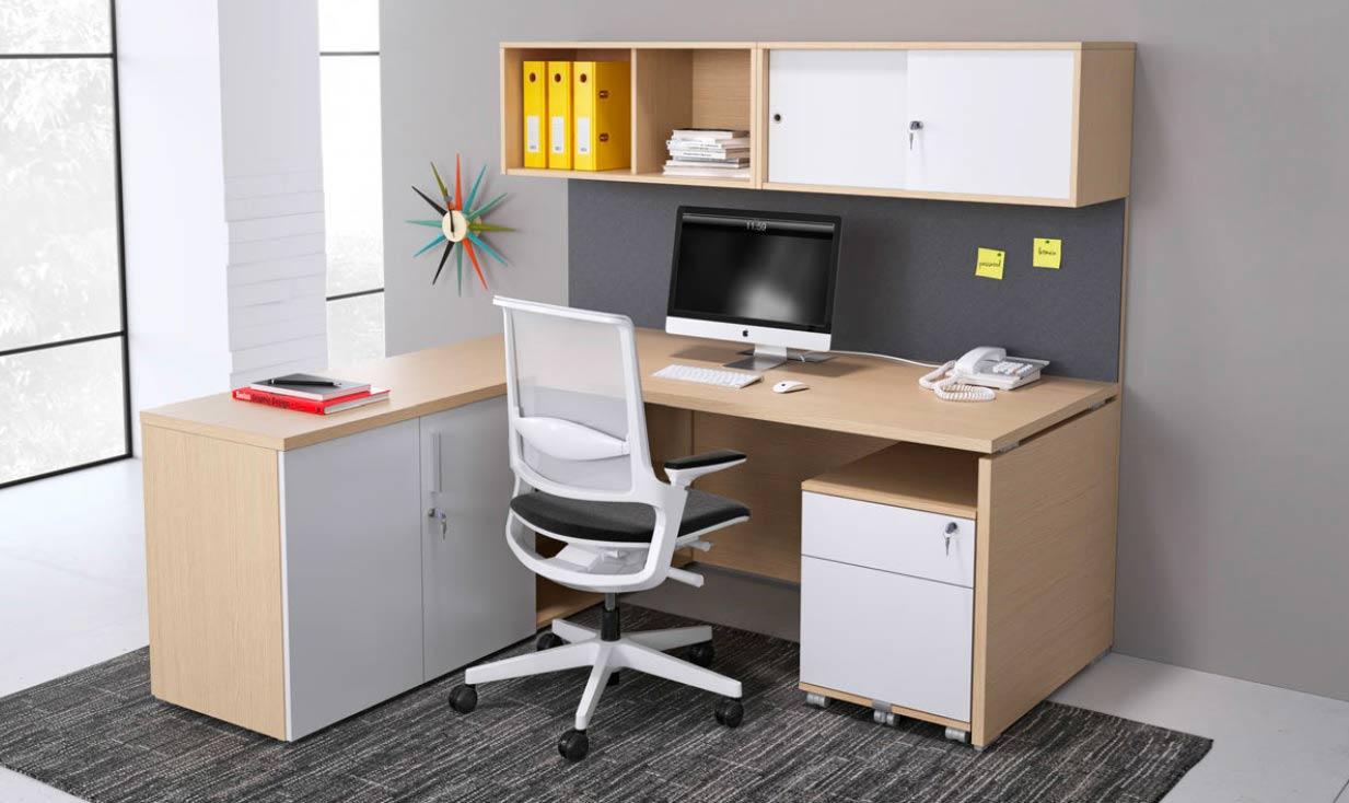 Come arredare l 39 ufficio for Ufficio stile artigiano