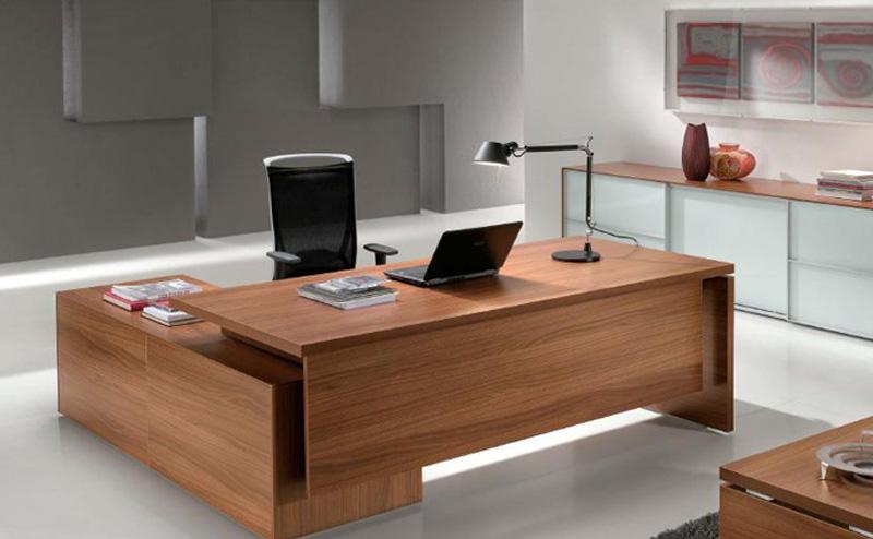 Scrivania Grande Da Ufficio : Awesome scrivania per soggiorno photos design trends 2017