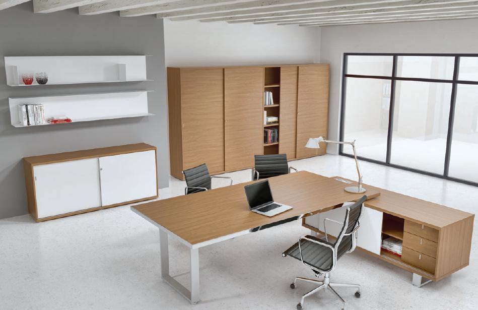 Ufficio direzionale archimende for Arredi per ufficio milano