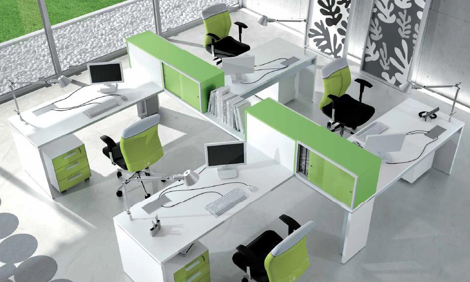 Arredamenti per uffici operativi Milano
