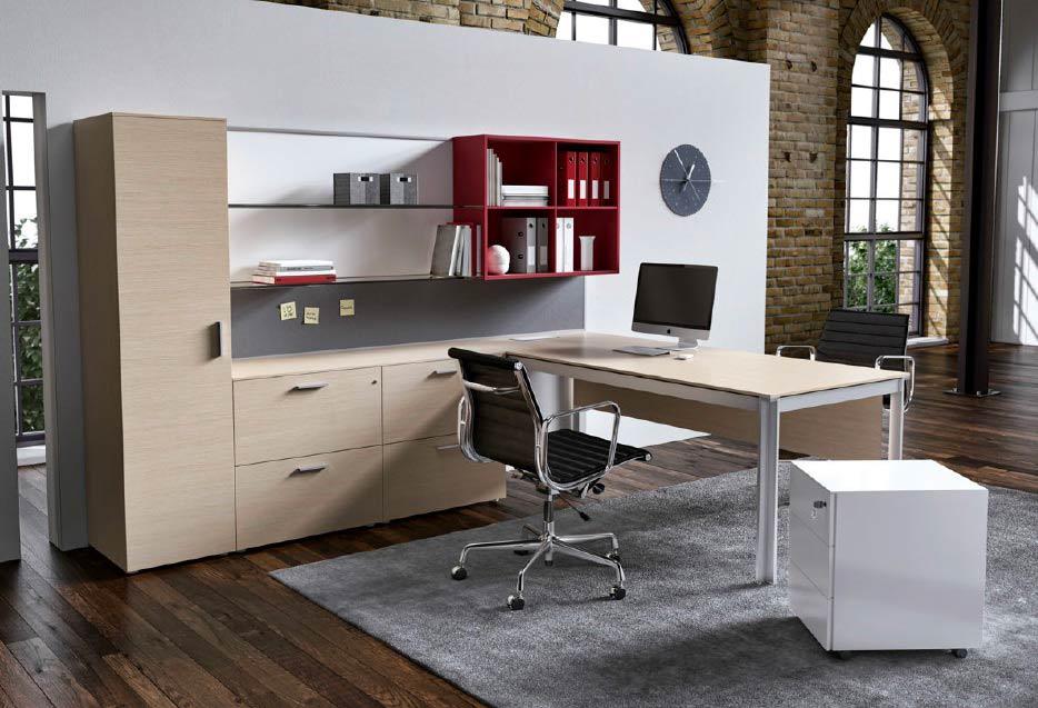 Arredamenti per uffici operativi milano for Arredamento per fiere