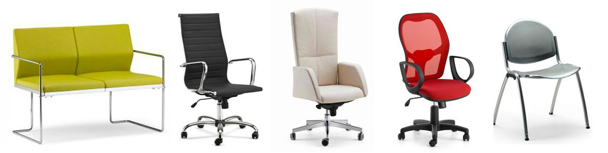 Sedie ergonomiche da ufficio poltrone direzionali e da - Poltrone da ufficio ...