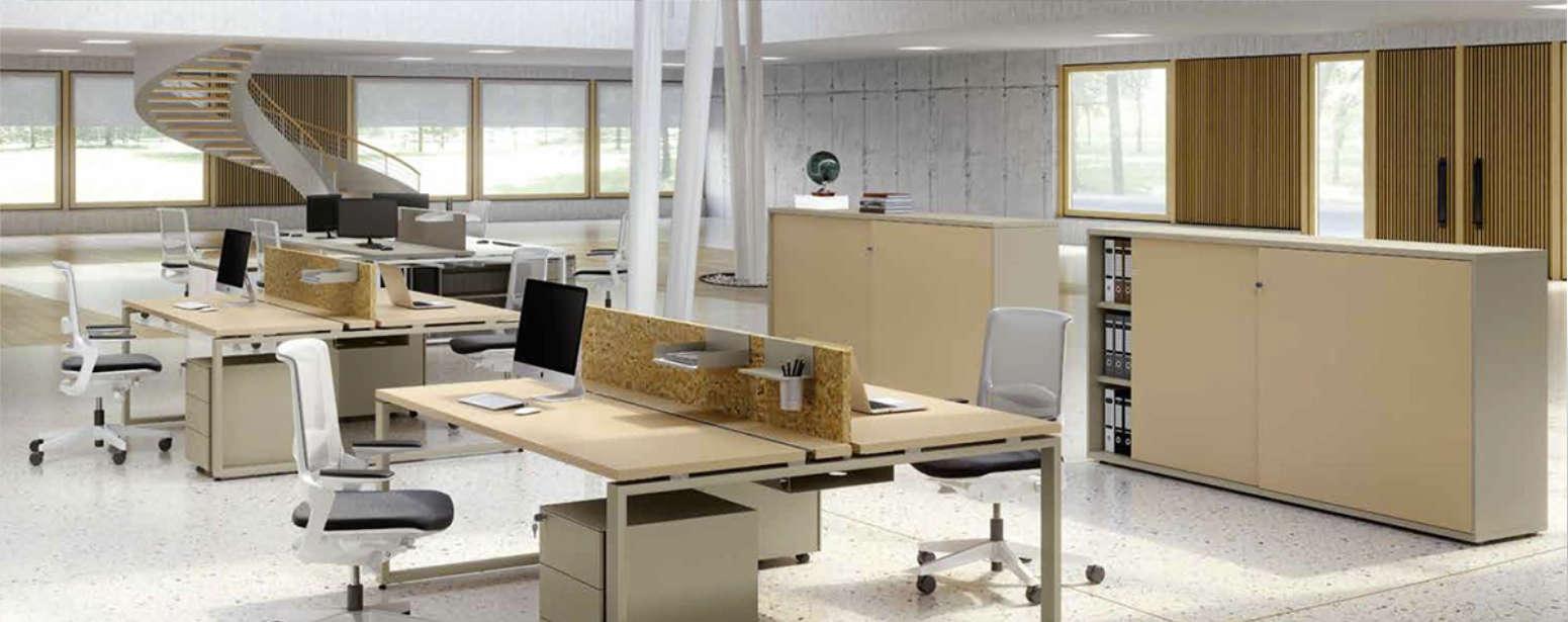 Armadi Ufficio ad Ante Scorrevoli: tipologie e materiali