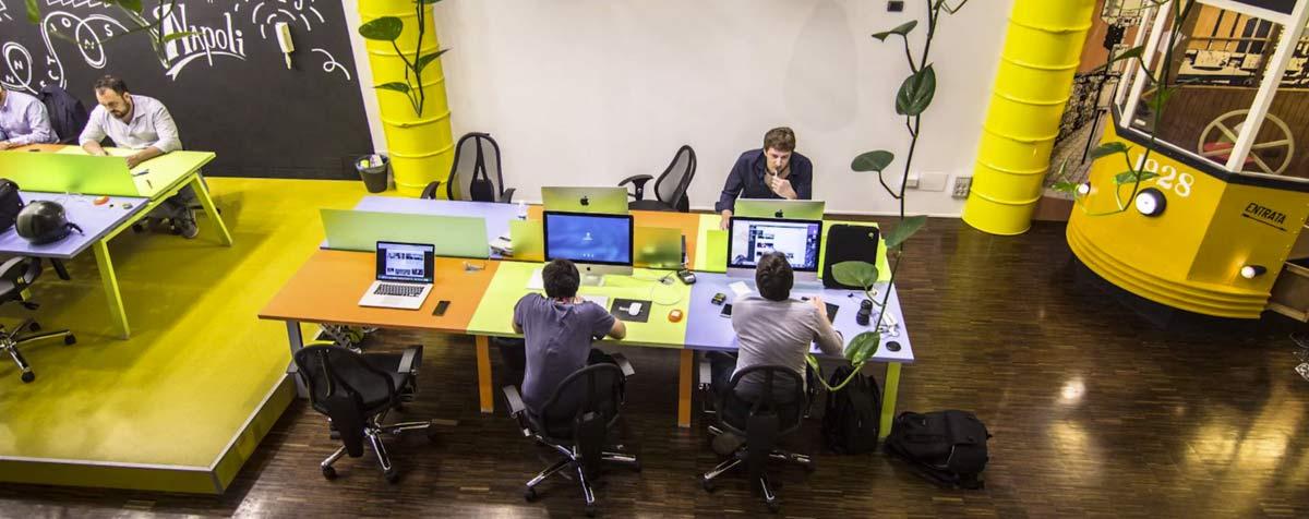 Ufficio stile Industriale: come arredarlo al meglio