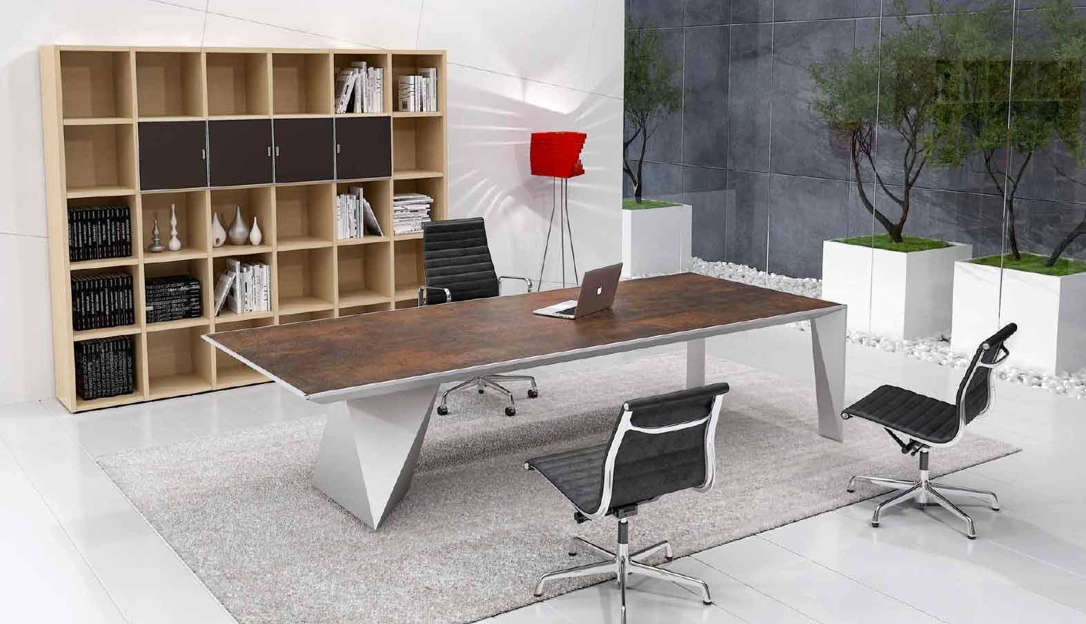 Come arredare l ufficio perfect arredare luufficio con il for Casa piano diviso