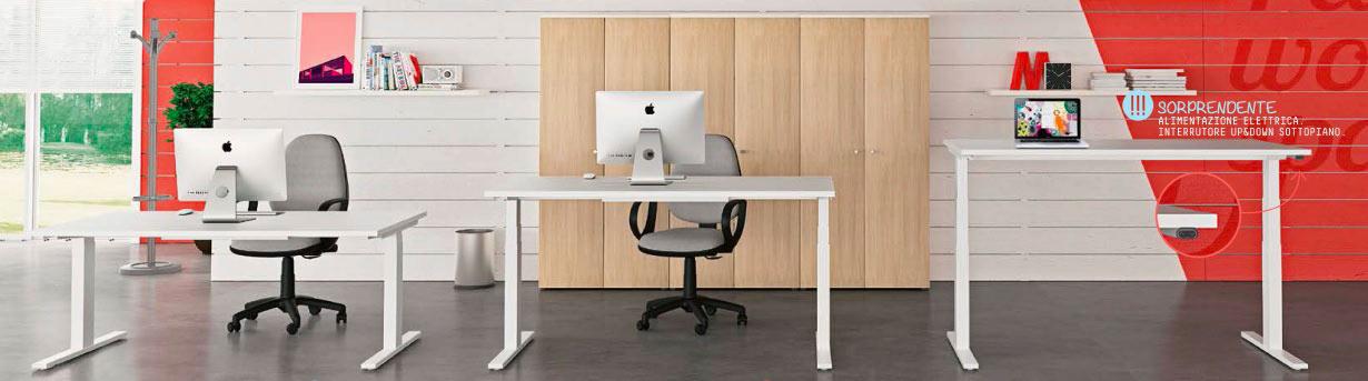 La Scrivania Regolabile per Lavorare in Piedi? Più energia e produttività
