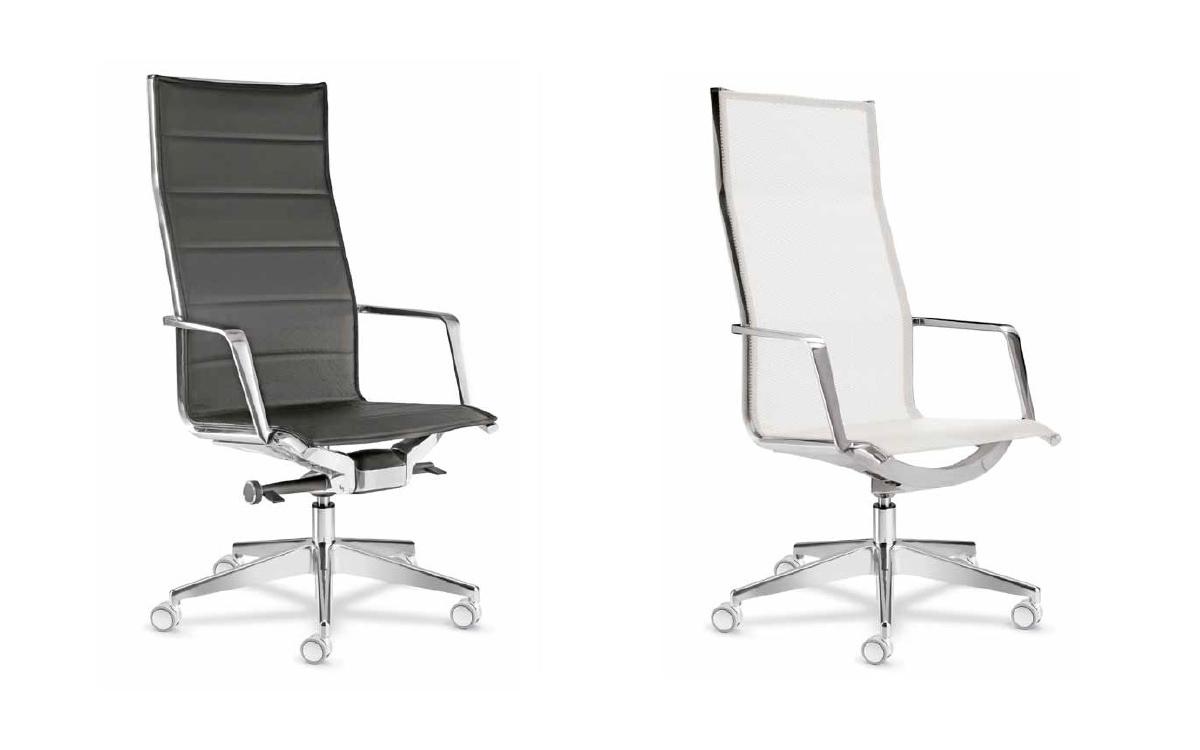 Sedie ergonomiche da ufficio milano poltrone direzionali for Sedie per ufficio milano