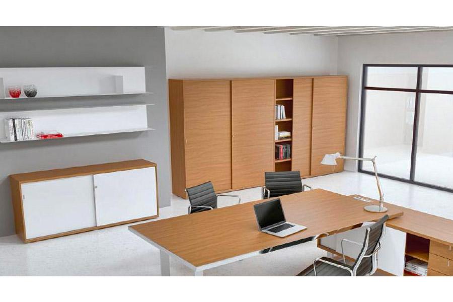 Armadi Archivio Ufficio Legno : Armadi ufficio milano: armadi metallici in legno con ante scorrevoli
