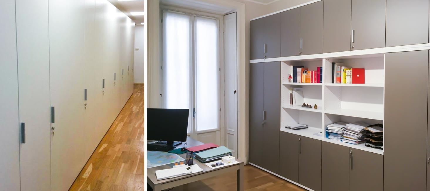 spesso Arredamento Studio Legale moderno con mobili su misura e Scrivanie QU28