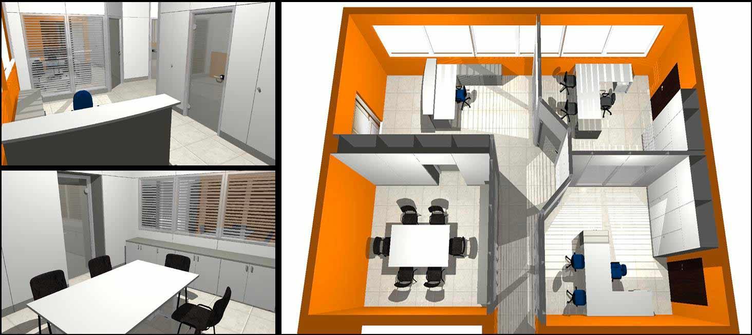 Progettazione per arredamento da ufficio a milano - Arredamento da ufficio ...